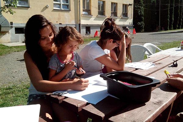 Mentoringové programy pro děti - dobrovolnictví TOTEM Plzeň
