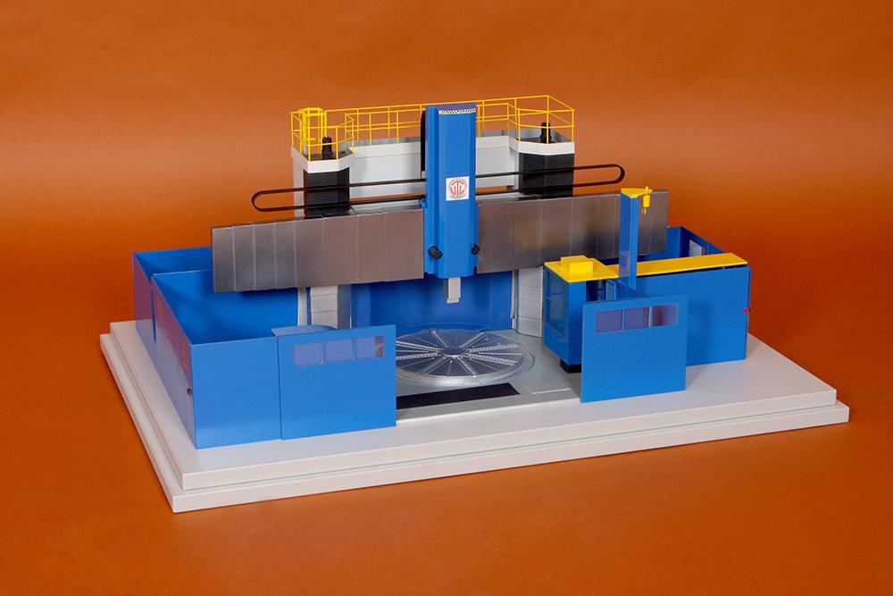 Modely strojů - Modely strojů a maket Vega