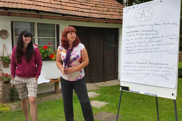 Podpora rodin s dětmi - dobrovolnické centrum TOTEM Plzeň