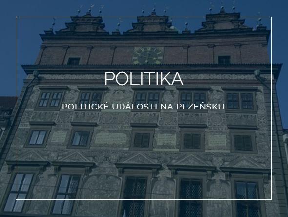 Politika v Plzni - politické zprávy z Plzně