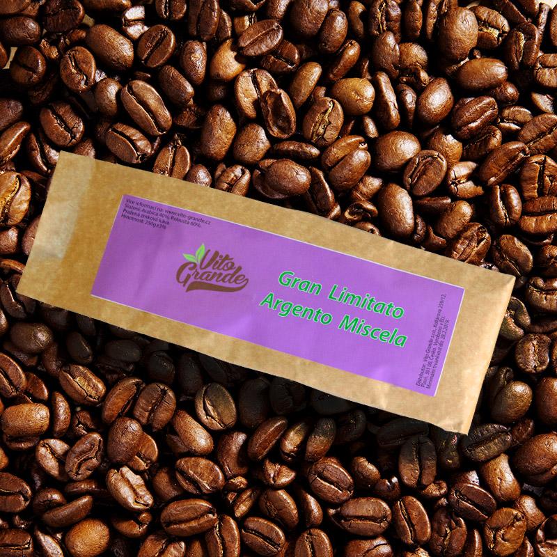 Prodej zrnkové kávy - Vito Grande