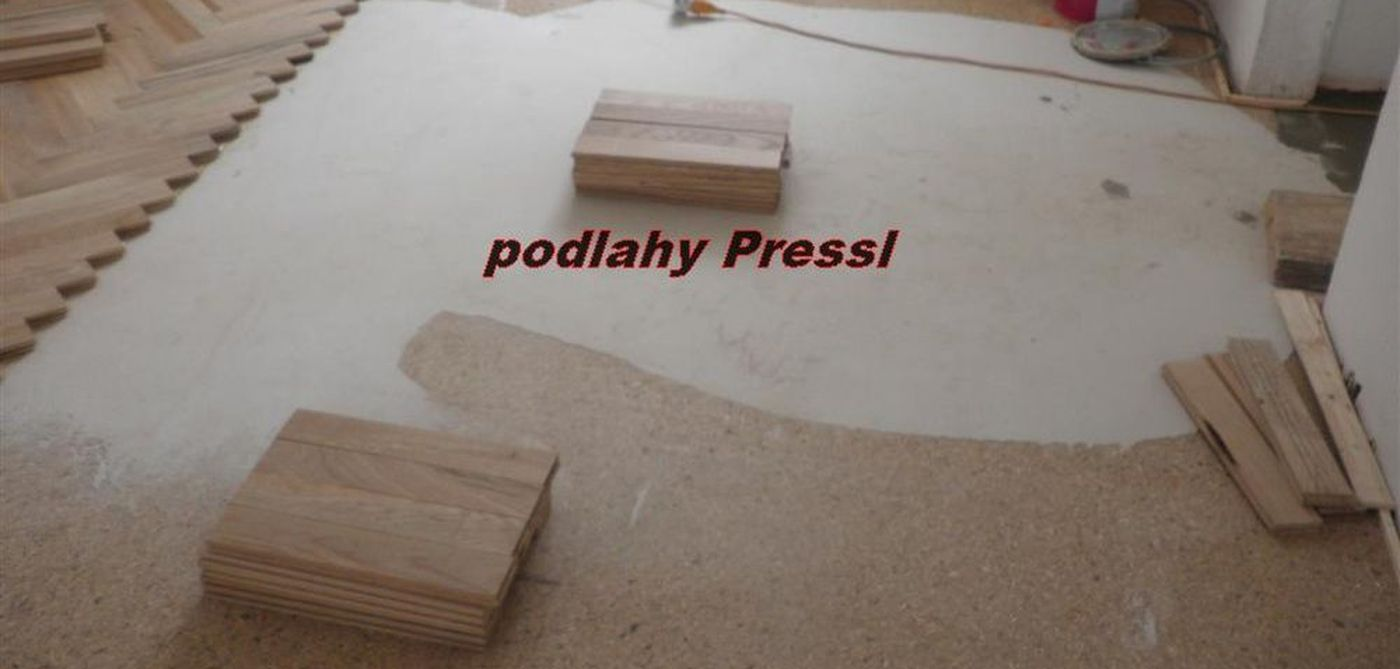 Zhotovení podlah v Plzni - pokládky podlahových krytin Plzeň