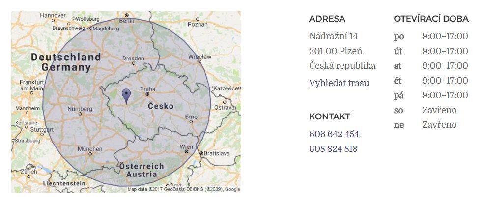 Zprávy Plzeň - zpravodajský portál plzen.cz kontakt