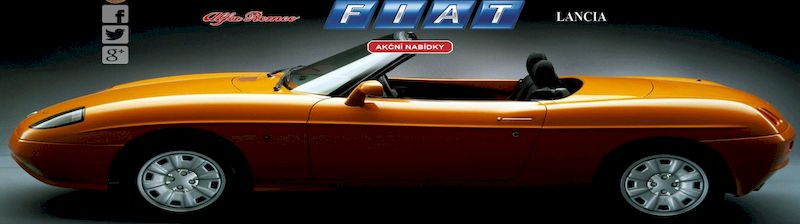 Autoservis Fiat