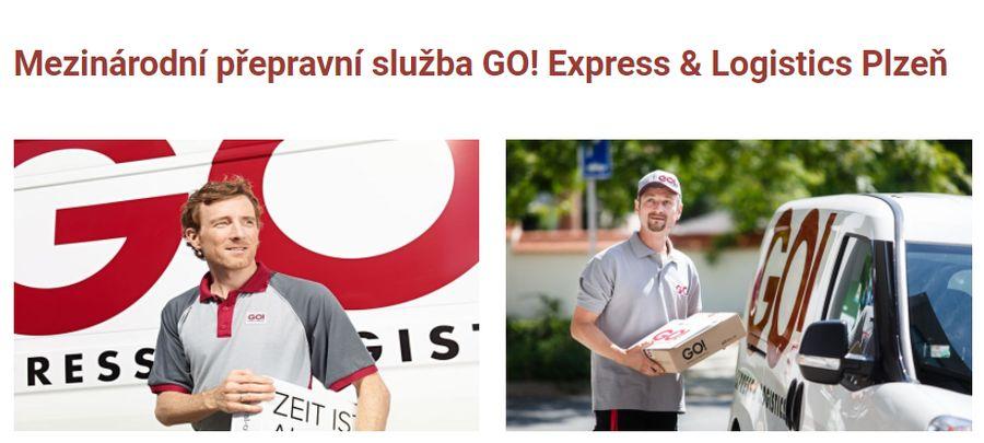 Expresní doručení zásilek do Rakouska s GO!