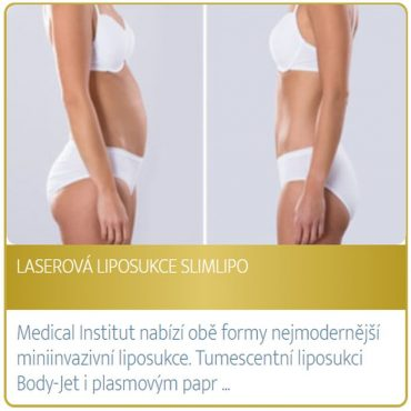 Laserová liposukce slinlipo