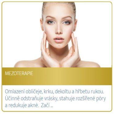 Mezoterapie