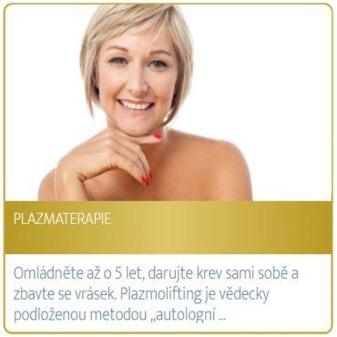 Plazmoterapie