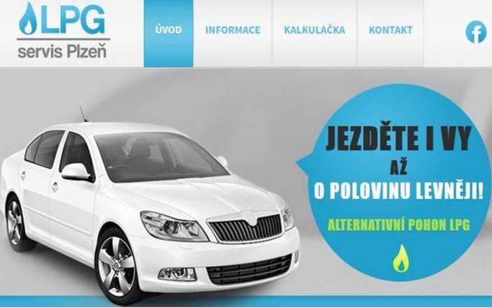 Pneuservis-LPG-Plzeň-Bolevec