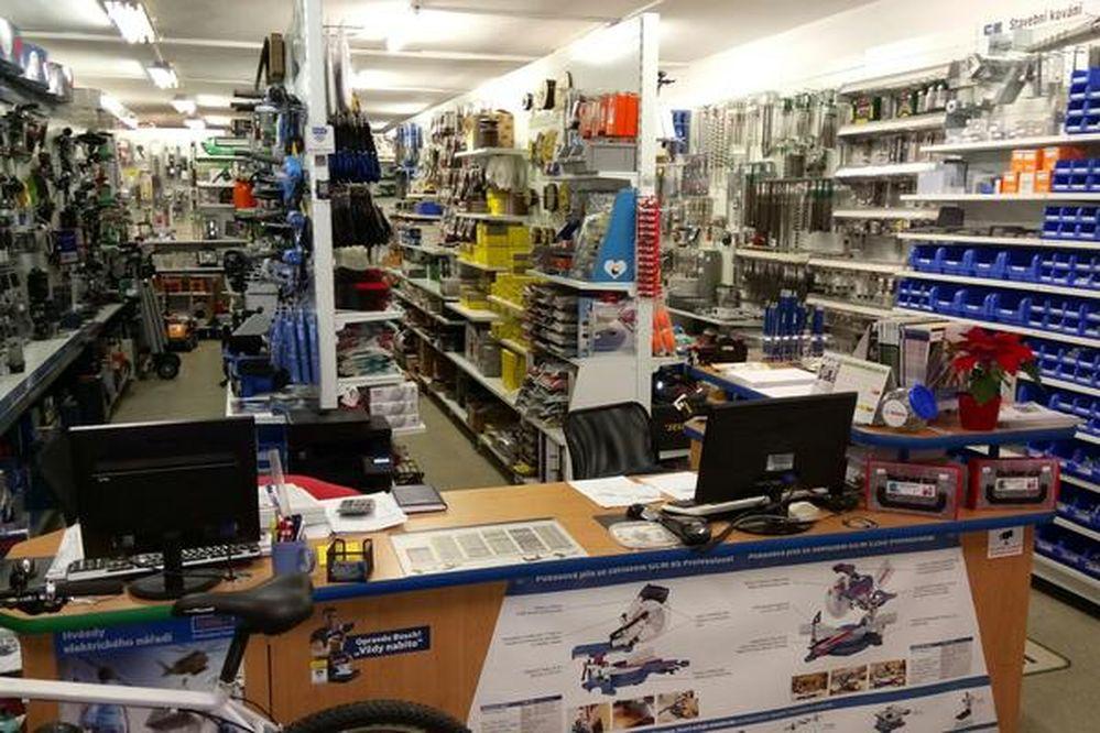 Prodej nářadí v Plzni