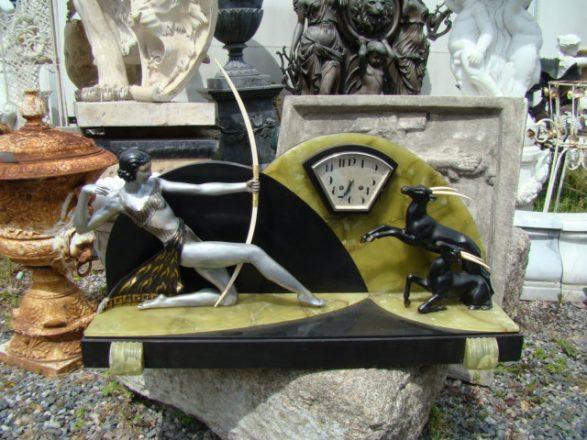 Prodej starožitných hodin - hodiny-art-deco -