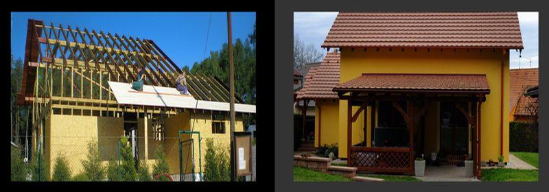 Dřevostavby na klíč v Plzni