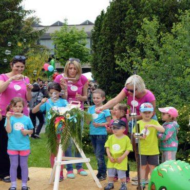 Den dětí v Plzni - Mezinárodní den dětí se slaví každoročně 1. června