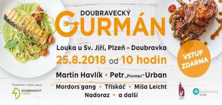 Doubravecký gurmán 2018