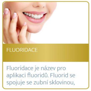 Fluoridace