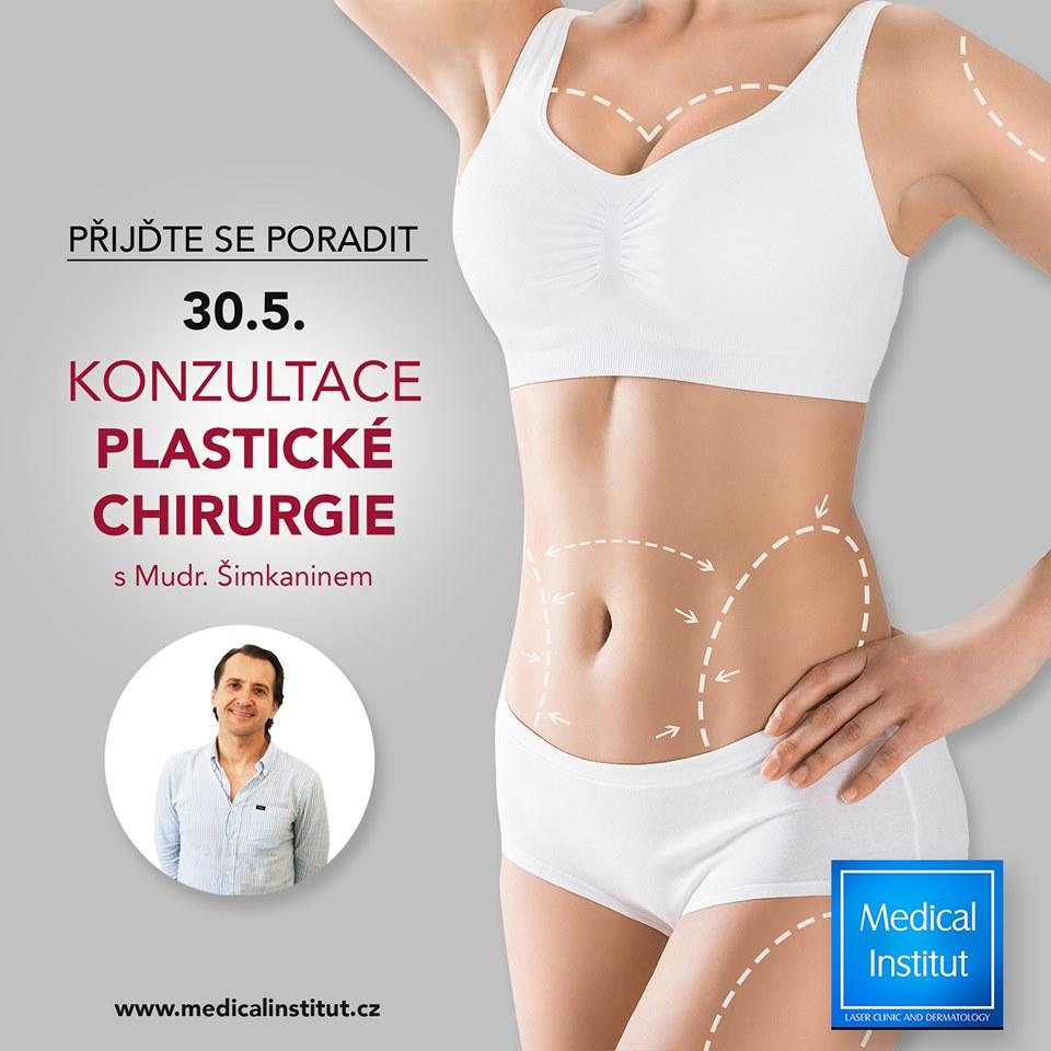 Zákroky plastické chirurgie - plastická chirurgie Plzeň