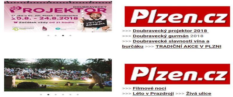 Akce na Doubravce i na Borech v Plzni. První zvonění v Borském parku