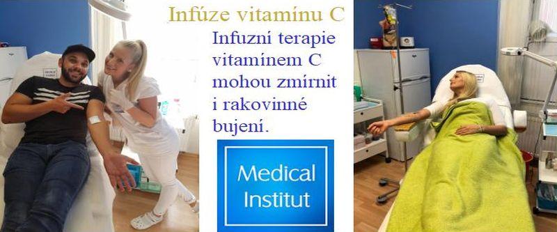 Infuzní terapie Vitamínu C