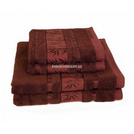 Prodej ručníků a osušek