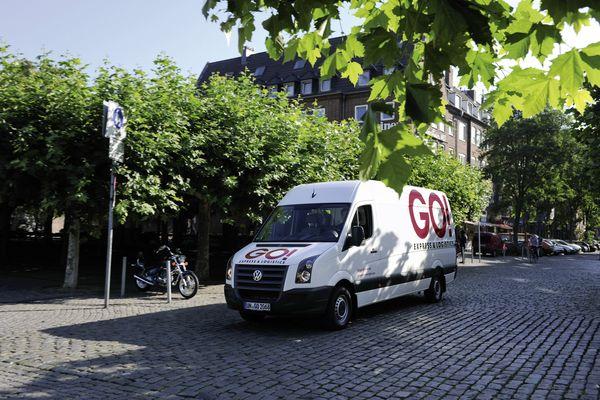 Rozvoj logistiky logistické firmy GO! Express & Logistics