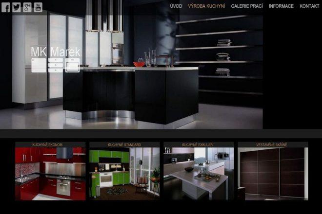 Výroba-kuchyní-truhlářství-MK-Marek