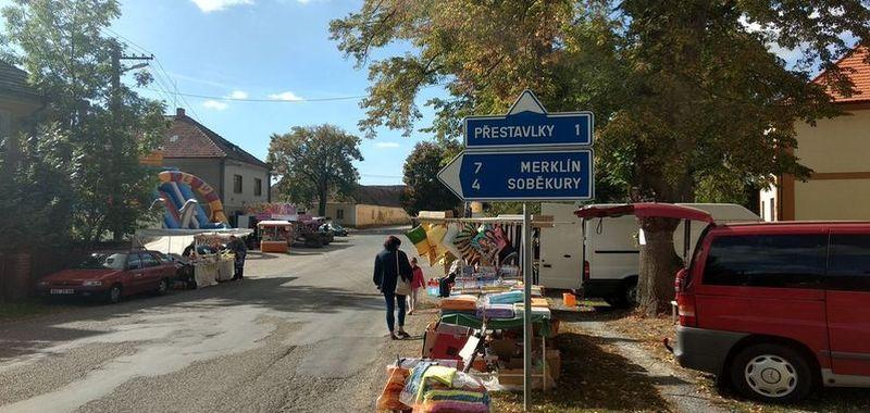 Pouť Dnešice - akce u Plzně pro děti - Marketing-info Plzeň