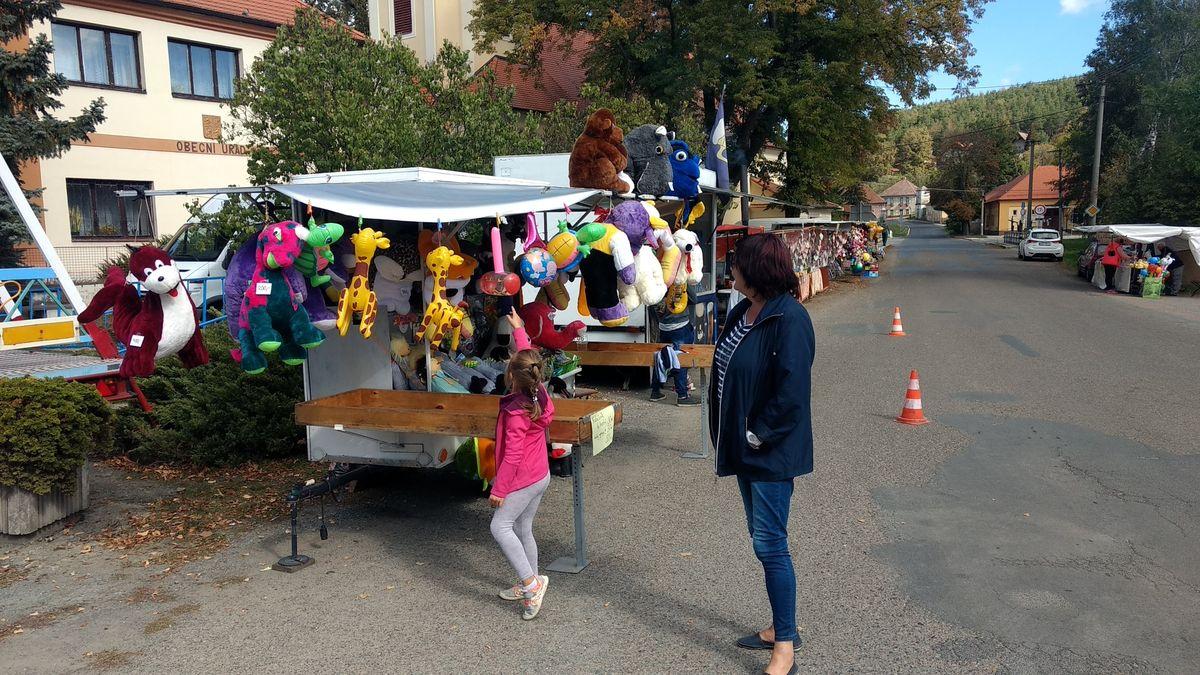 Pouť Plzeň JIh - Dnešice - akce u Plzně pro děti - Marketing-info Plzeň