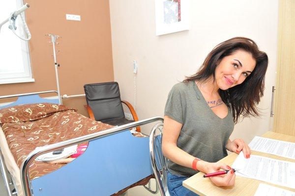 Zvětšení prsou - prsní implantáty v Plzni