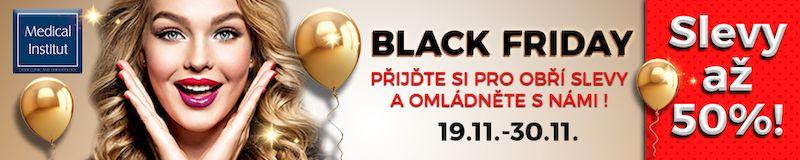 Black Friday Plzeň 2018 - slevová akce