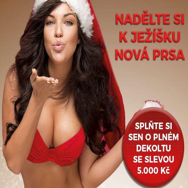 Dárkový poukaz - vhodný vánoční dárek pro ženy