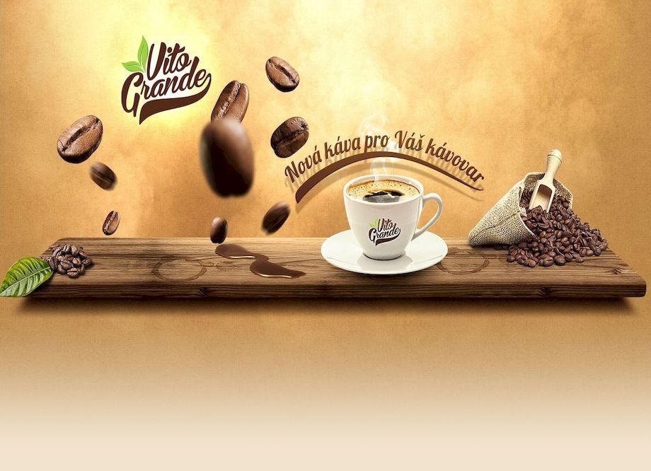 Prodej kávy - E-shop se zrnkovou kávou