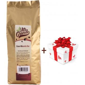 Vánoční dárkové balíčky od Vito Grande - eshop s kávou - vínem a čajem