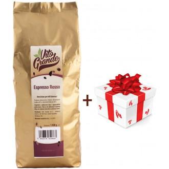Vánoční dárkové balíčky od Vito Grande - eshop se zrnkovou kávou