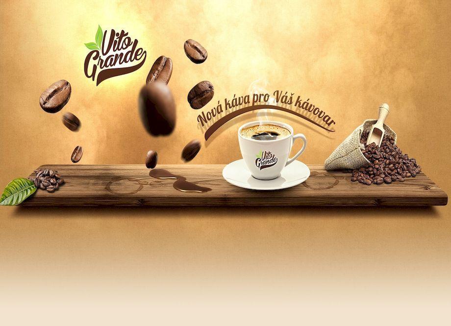Prodej kávy a čaje i vína- E-shop se zrnkovou kávou a čajem