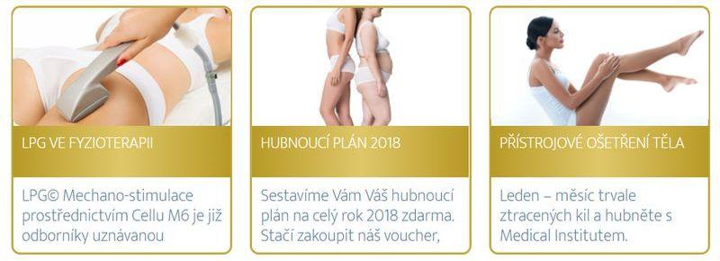 AKCE JAK zhubnout s Medical Institutem v Plzni