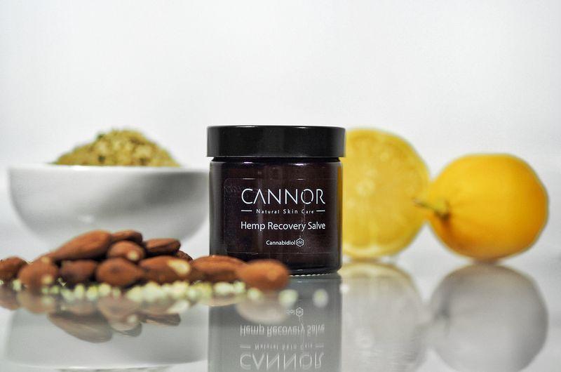 CANNOR - konopná kosmetika