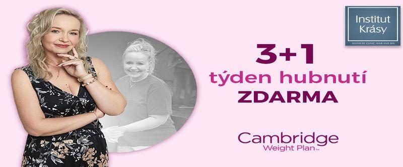 Cambridge diet - Jak zhubnout v Plzni - AKCE HUBEN DUBEN