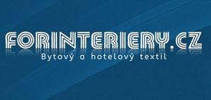 E-shop s bytovým textilem – prodej kuchyňského textilu pro domácnost – FORINTERIERY