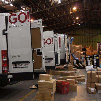 GO! Europe - Expresní mezinárodní balíková přeprava po Evropě
