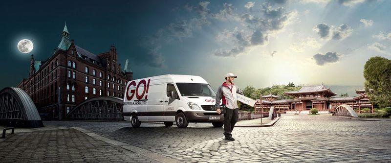 GO! EXPRESS & LOGISTICS- Expresní mezinárodní přeprava po Evropě