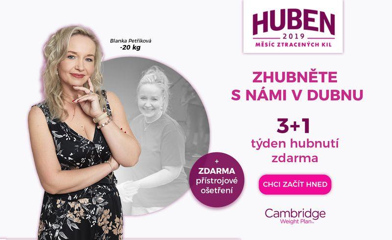 Hubnutí – chcete zhubnout Marketing Info-Plzeň doporučuje akci – zhubnutí