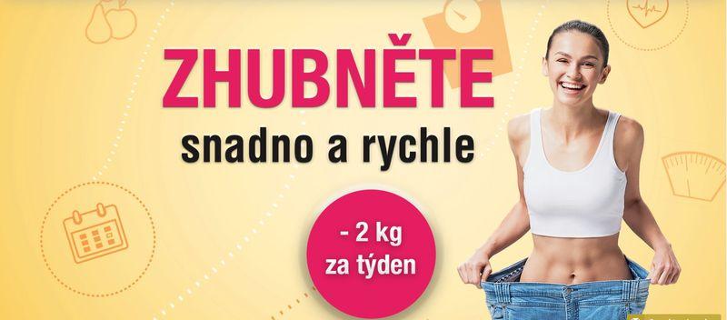 Hubnutí - Chcete zhubnout - Marketing-Info Plzeň doporučuje akci pro zhubnutí