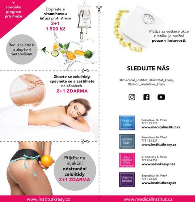 Jak zhubnout - AKCE pro zhubnutí v Plzni