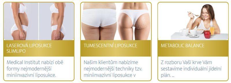 Jak zhubnout - Medical Institut Plzeň