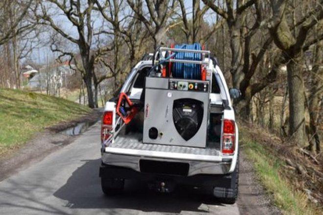 NORDEX EUROPE -coldcut-cobra-záchránářské-auto