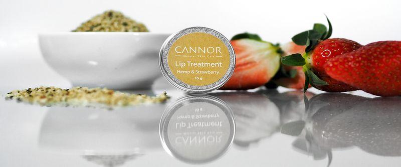 Prodej konopné kosmetiky - CANNOR - přírodní léčivá kosmetika z konopí