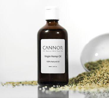 CANNOR - léčivá přírodní kosmetika