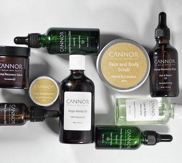 CANNOR - přírodní kosmetika z konopí Plzeň