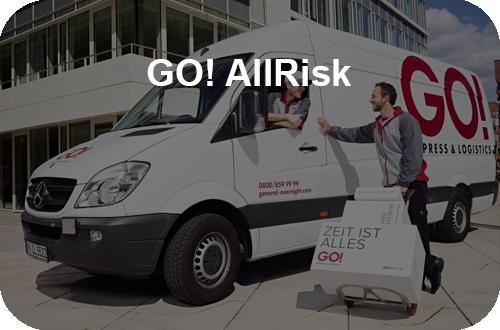 Mezinárodní expresní přeprava zásilek - GO! AllRisk