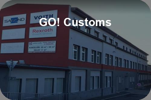 Mezinárodní expresní přeprava zásilek - GO! Customs